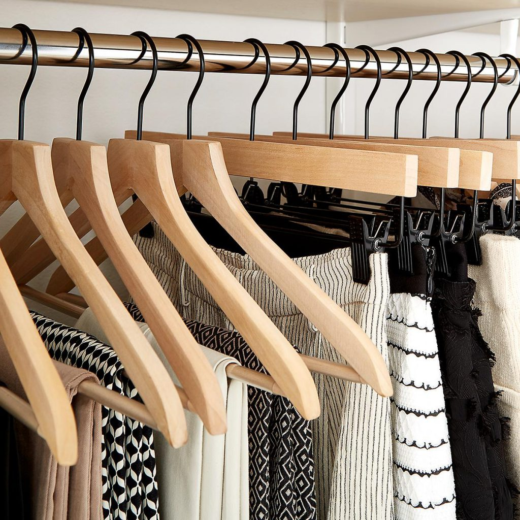 Hanger manufacturers aided in my boutique shop | Hangrover
