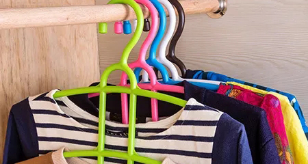 Get Best Quality of Plastic Top Hangers From Coimbatore, Tirupur and Karur Cities